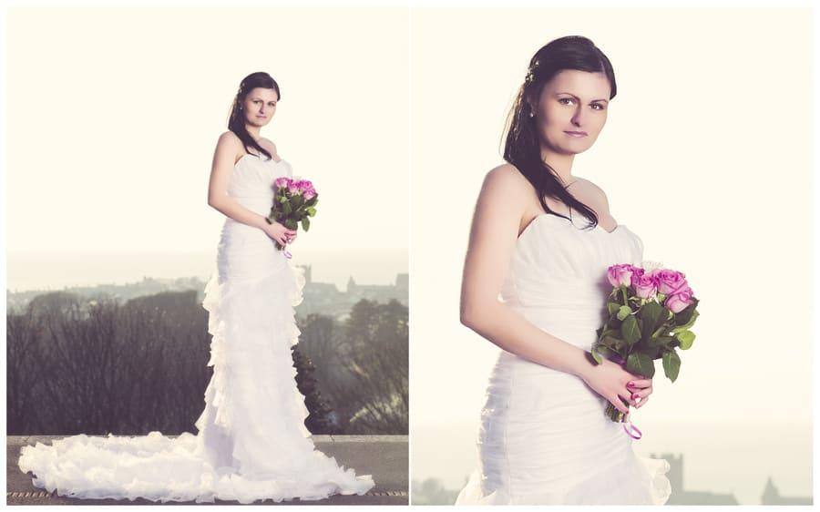 3 - Wedding Photographer Aberystwyth Ceredigion Wales @ National Library