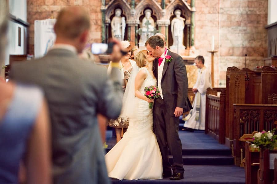 Wedding Photographer Wales @ Maes Manor Blackwood 1