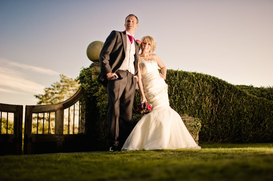 Wedding Photographer Wales @ Maes Manor Blackwood 17