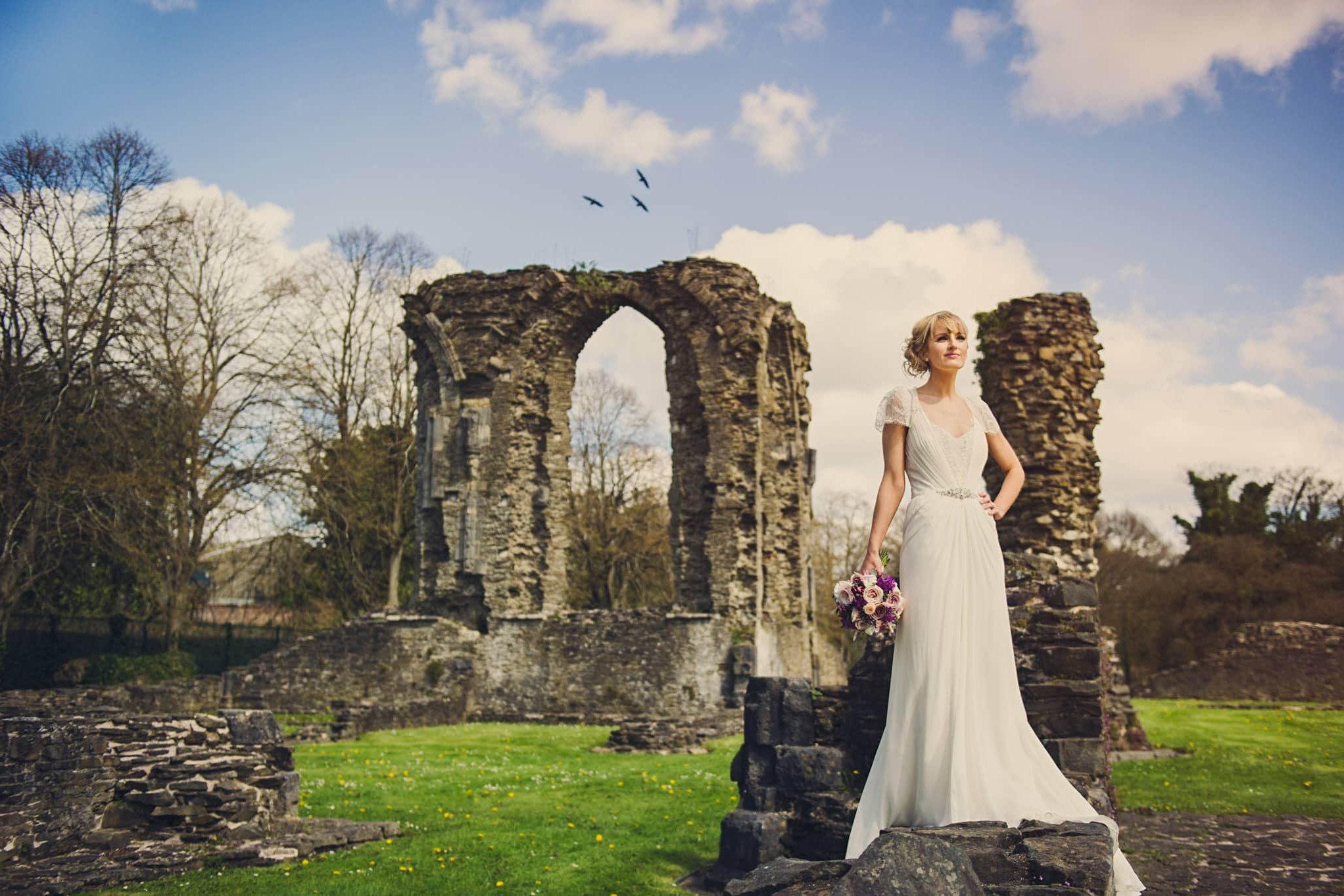 Wedding Photographer Swansea Wales @ Morgans Hotel – Lauren & Tom 49