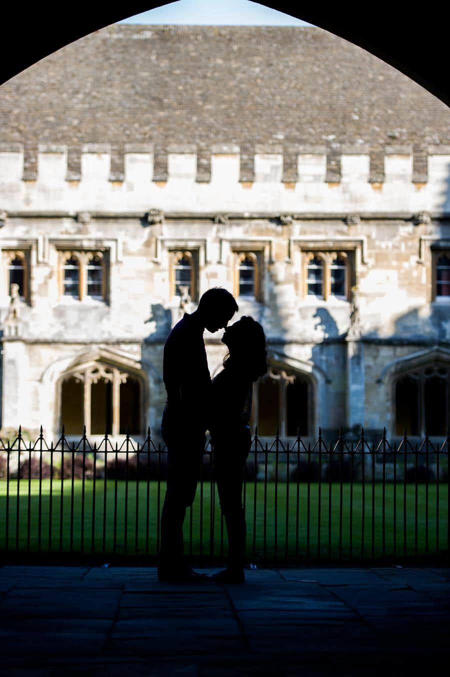 Pre Wedding Photography in Oxford @ Magdalen College - Chamila & Richard 23