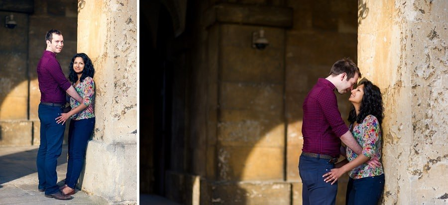 Pre Wedding Photography in Oxford @ Magdalen College - Chamila & Richard 24