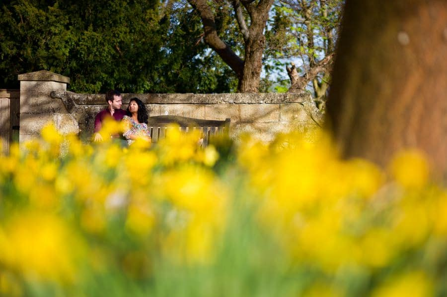 Pre Wedding Photography in Oxford @ Magdalen College - Chamila & Richard 15