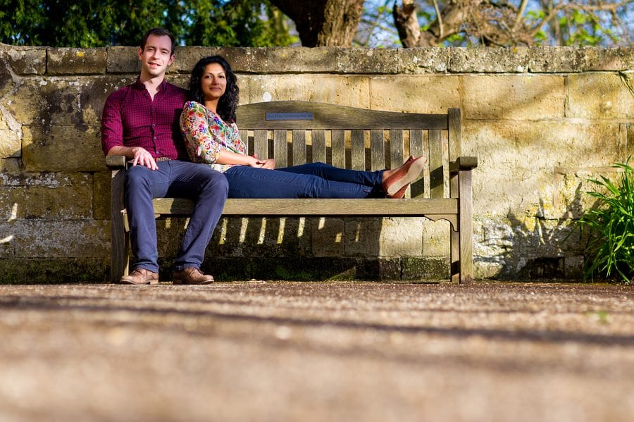 Pre Wedding Photography in Oxford @ Magdalen College - Chamila & Richard 19