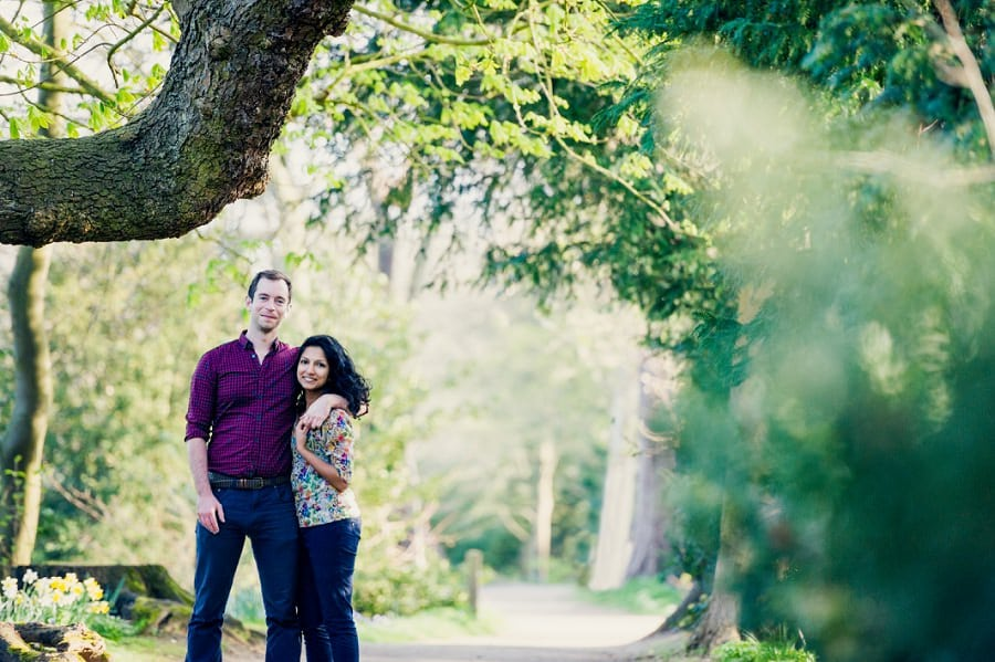 Pre Wedding Photography in Oxford @ Magdalen College - Chamila & Richard 10