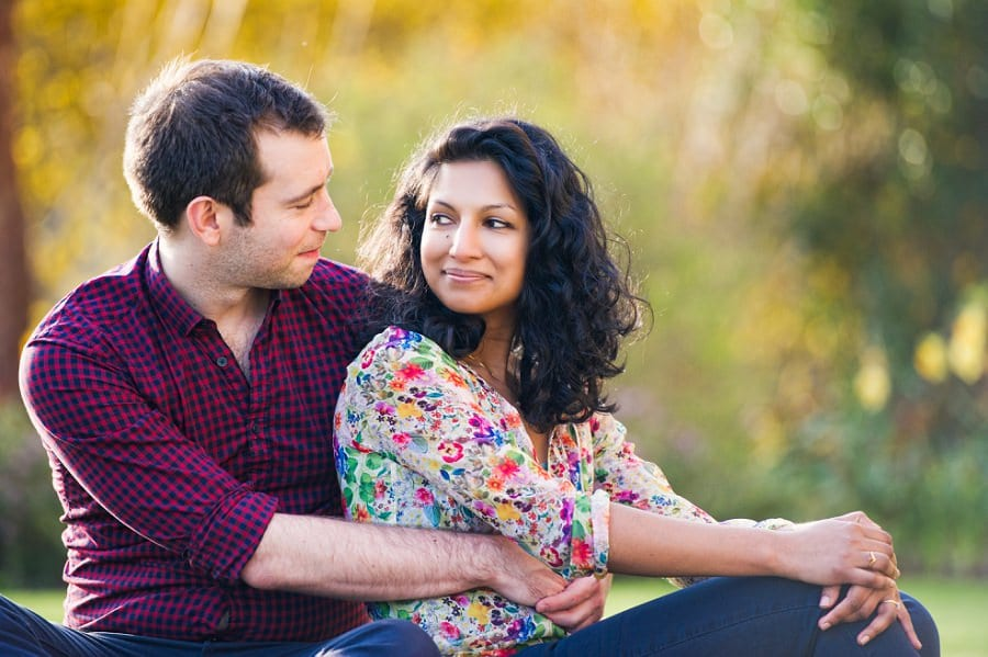 JLP 0713 - Pre Wedding Photography in Oxford @ Magdalen College - Chamila & Richard
