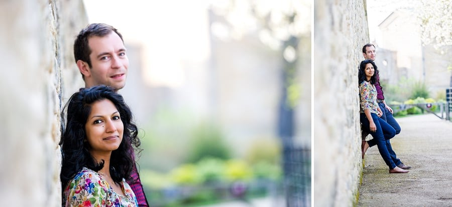 Pre Wedding Photography in Oxford @ Magdalen College - Chamila & Richard 8