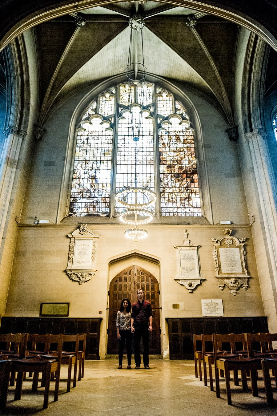 Pre Wedding Photography in Oxford @ Magdalen College - Chamila & Richard 6