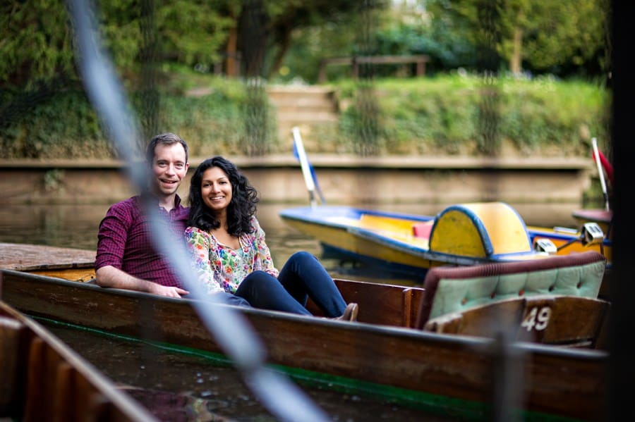 Pre Wedding Photography in Oxford @ Magdalen College - Chamila & Richard 2