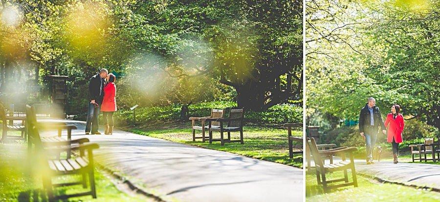 Carolina & David's Pre Wedding Photography @ Clyne Gardens, Swansea 2