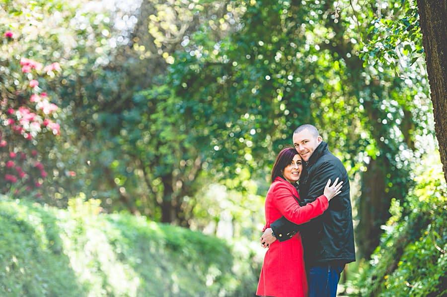 Carolina & David's Pre Wedding Photography @ Clyne Gardens, Swansea 11