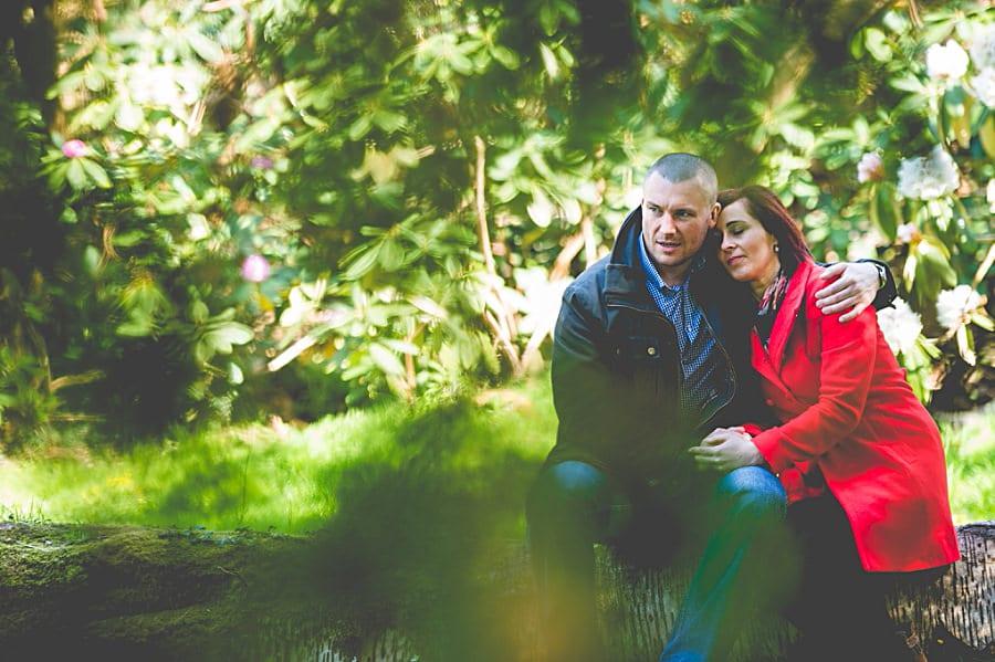 Carolina & David's Pre Wedding Photography @ Clyne Gardens, Swansea 14