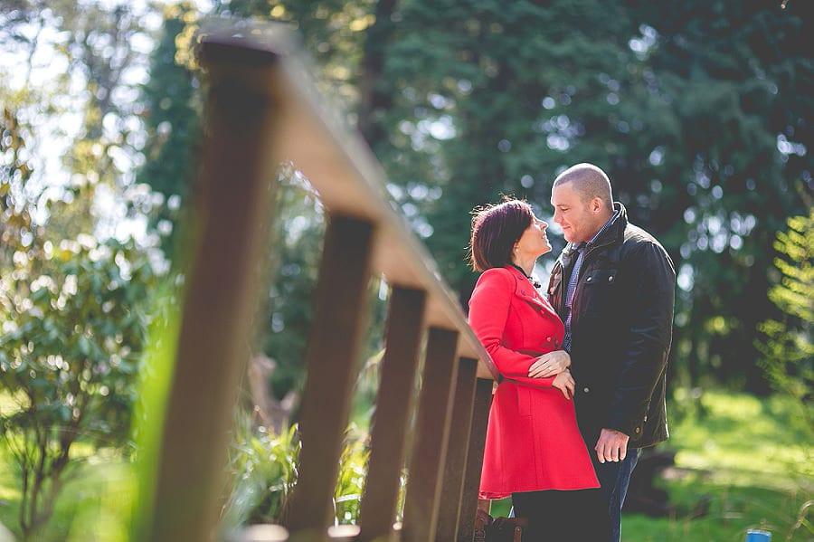 Carolina & David's Pre Wedding Photography @ Clyne Gardens, Swansea 6