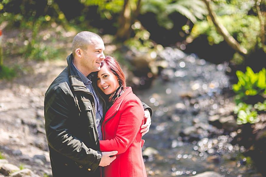 Carolina & David's Pre Wedding Photography @ Clyne Gardens, Swansea 17