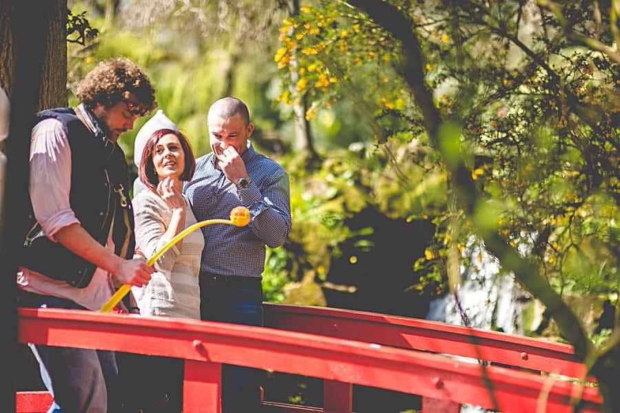 Carolina & David's Pre Wedding Photography @ Clyne Gardens, Swansea 21
