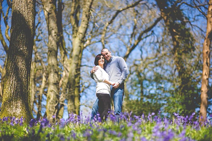 Carolina & David's Pre Wedding Photography @ Clyne Gardens, Swansea 10