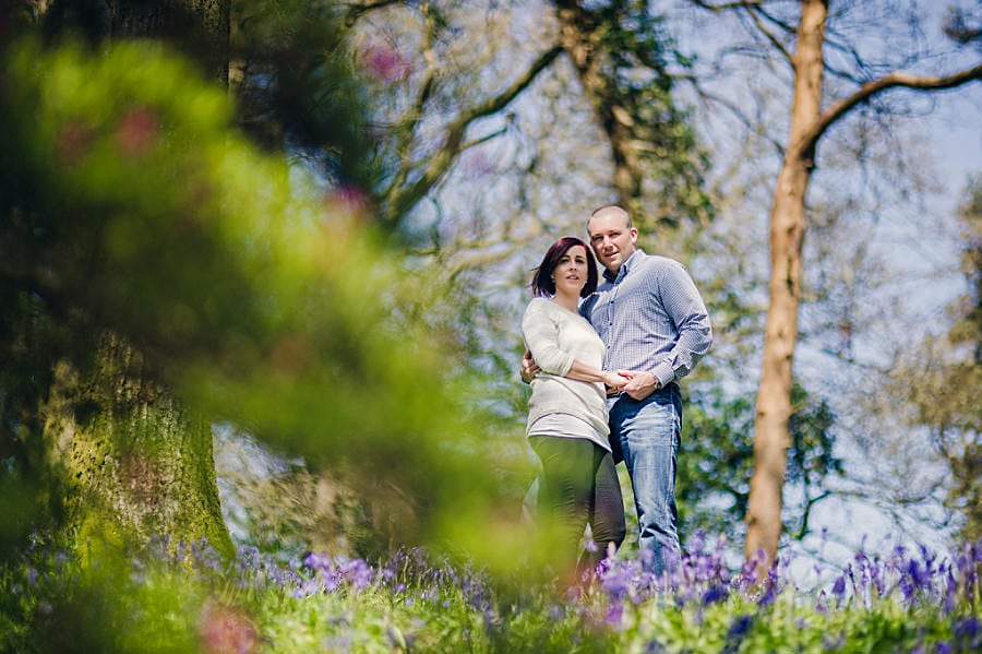 Carolina & David's Pre Wedding Photography @ Clyne Gardens, Swansea 8