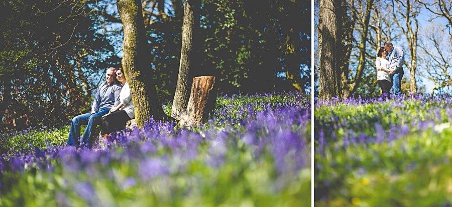 Carolina & David's Pre Wedding Photography @ Clyne Gardens, Swansea 13