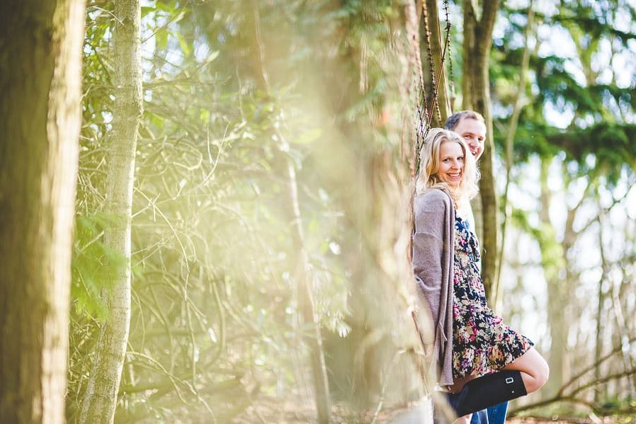 Melissa & Dean's Pre Wedding Photography in Worcestershire, West Midlands 48