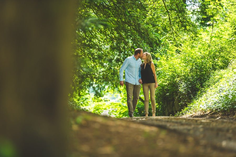 Louise & Nick's Pre Wedding Photography @ Eastnor Castle Ledbury | Herefordshire Photographers 2