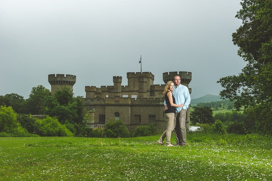 JL3 1695 - Louise & Nick's Pre Wedding Photography @ Eastnor Castle Ledbury | Herefordshire Photographers