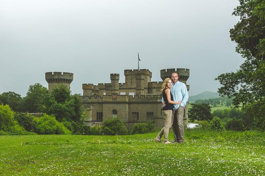 Louise & Nick's Pre Wedding Photography @ Eastnor Castle Ledbury | Herefordshire Photographers 28