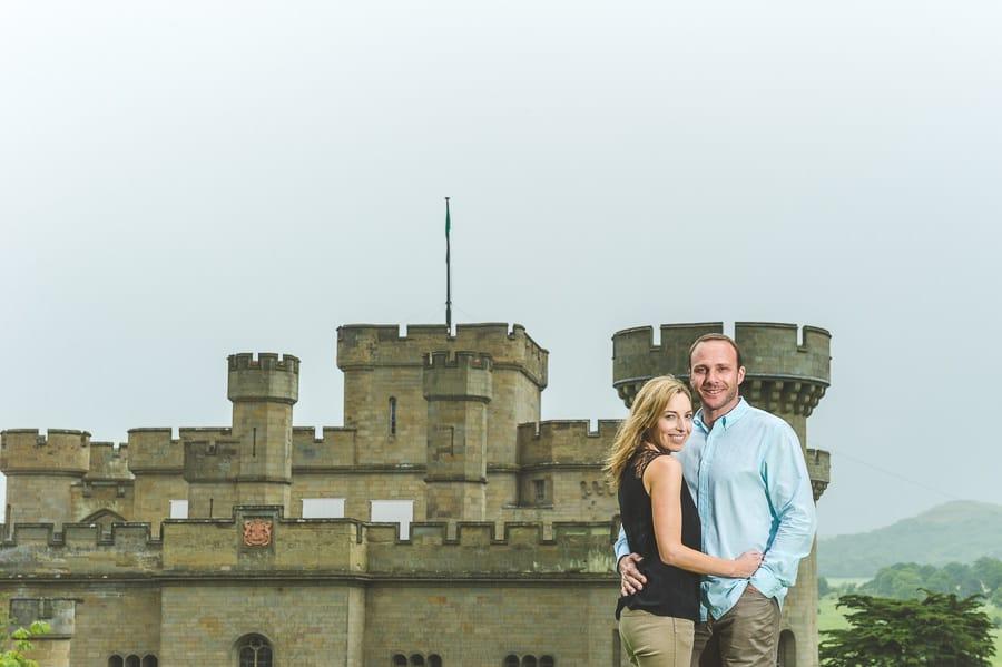 Louise & Nick's Pre Wedding Photography @ Eastnor Castle Ledbury | Herefordshire Photographers 26
