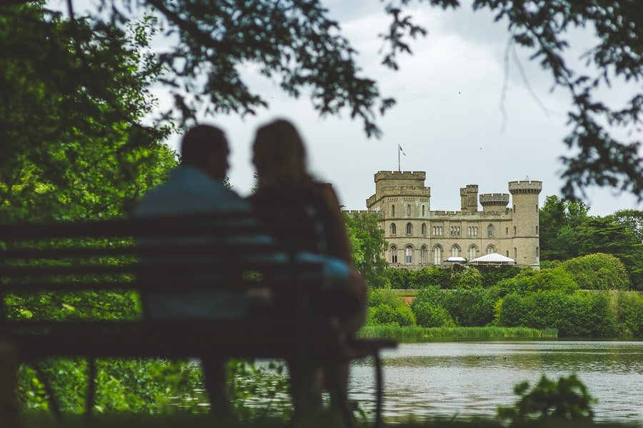 JL3 1780 - Louise & Nick's Pre Wedding Photography @ Eastnor Castle Ledbury | Herefordshire Photographers