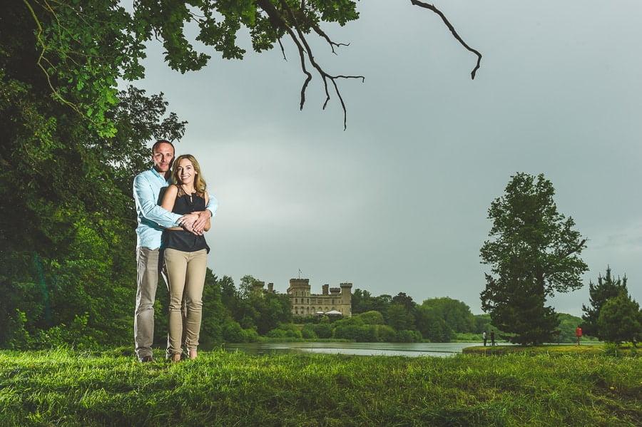 Louise & Nick's Pre Wedding Photography @ Eastnor Castle Ledbury | Herefordshire Photographers 40