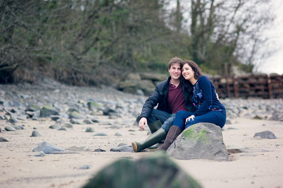 JLP 0828 - Laura & Owain's Pre Wedding Photography in New Quay Ceredigion, Wales