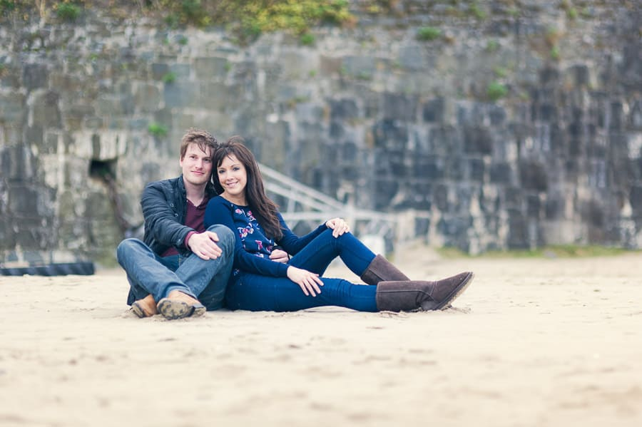 JLP 1034 - Laura & Owain's Pre Wedding Photography in New Quay Ceredigion, Wales