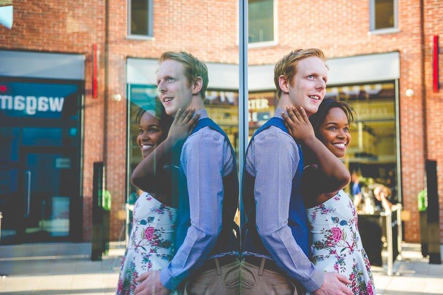 Paula & Jason's Pre-Wedding Photography in Herefordshire, West Midlands UK 3