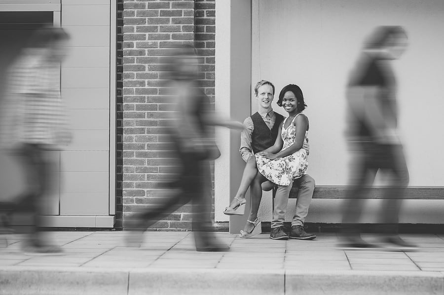 Paula & Jason's Pre-Wedding Photography in Herefordshire, West Midlands UK 15