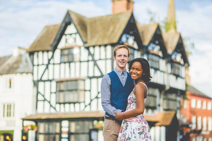 Paula & Jason's Pre-Wedding Photography in Herefordshire, West Midlands UK 21