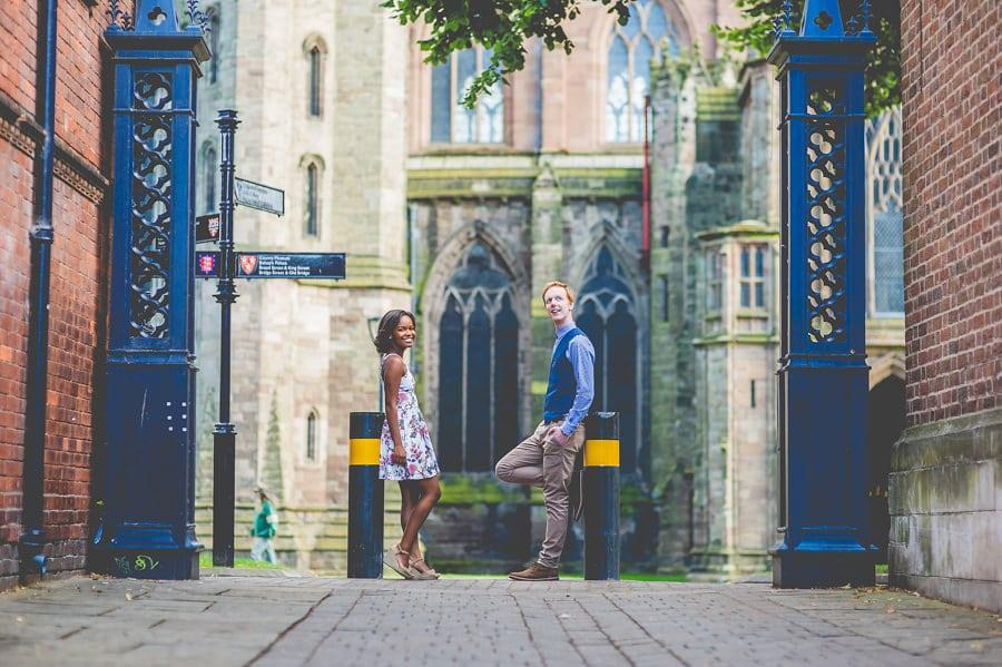 Paula & Jason's Pre-Wedding Photography in Herefordshire, West Midlands UK 29