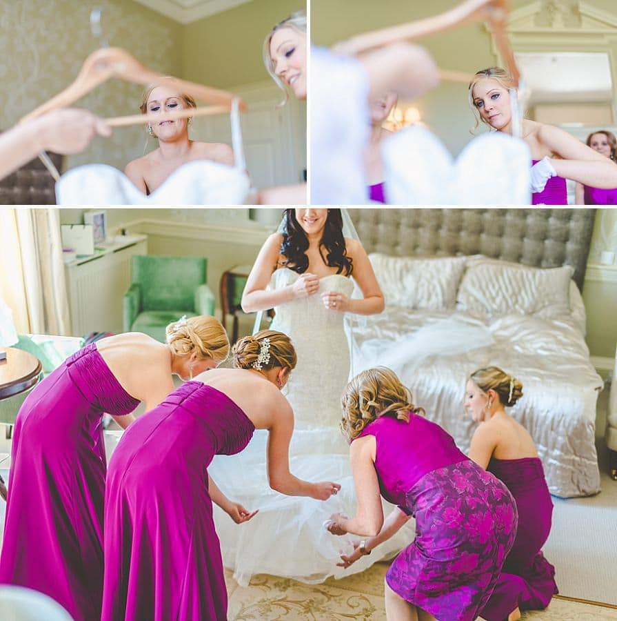 Wedding Photography @ Nanteos Mansion Country House Hotel | Aberystwyth Photographers Wales 43
