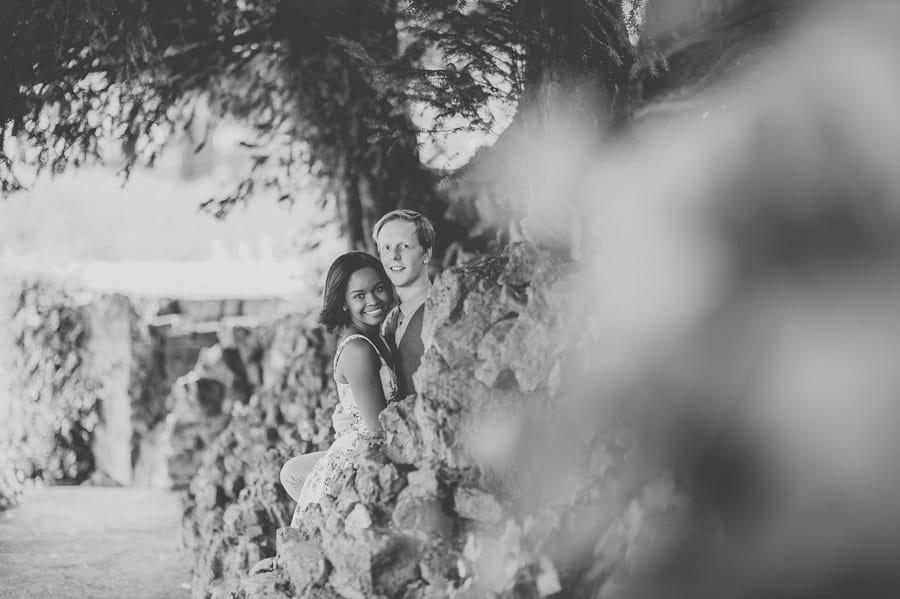 Paula & Jason's Pre-Wedding Photography in Herefordshire, West Midlands UK 46