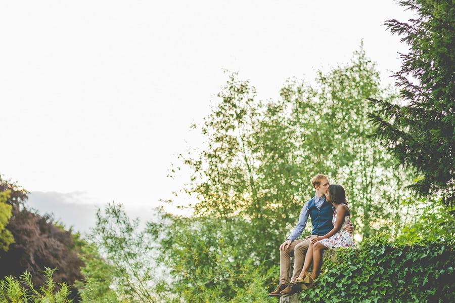 Paula & Jason's Pre-Wedding Photography in Herefordshire, West Midlands UK 55