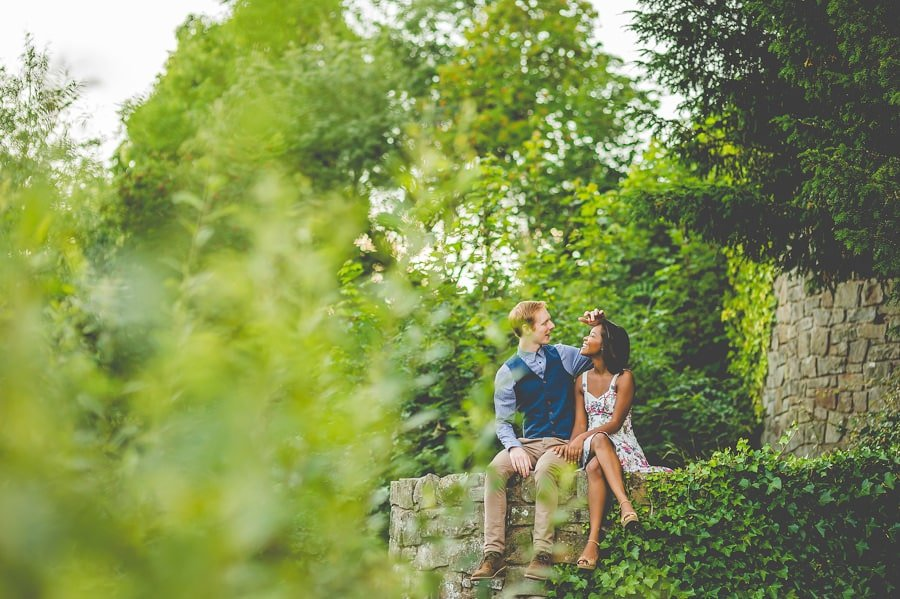 0131 - Paula & Jason's Pre-Wedding Photography in Herefordshire, West Midlands UK