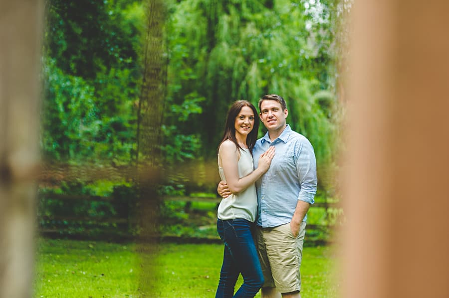 JL3 1182 - Sian & David's Engagement Session at The Ruined Church in Llanwarne in Herefordshire, West Midlands