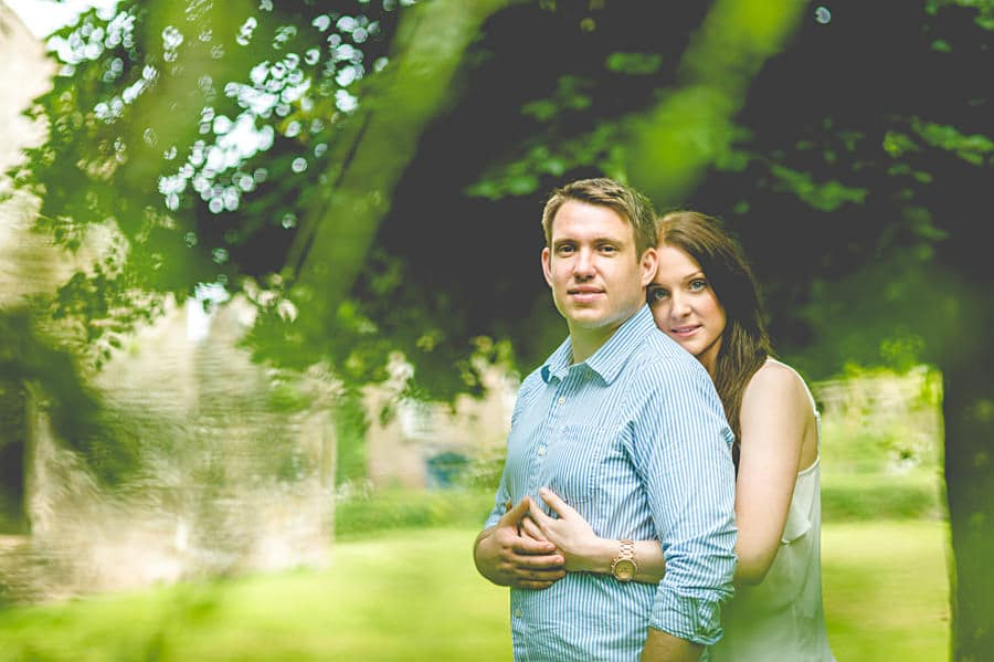 JL3 1192 - Sian & David's Engagement Session at The Ruined Church in Llanwarne in Herefordshire, West Midlands