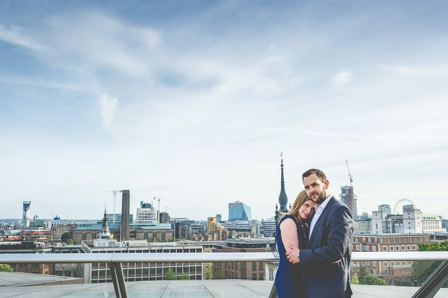 JL3 1987 - Rebecca & Dan's Pre-wedding photography in London @ St. Paul's Cathedral