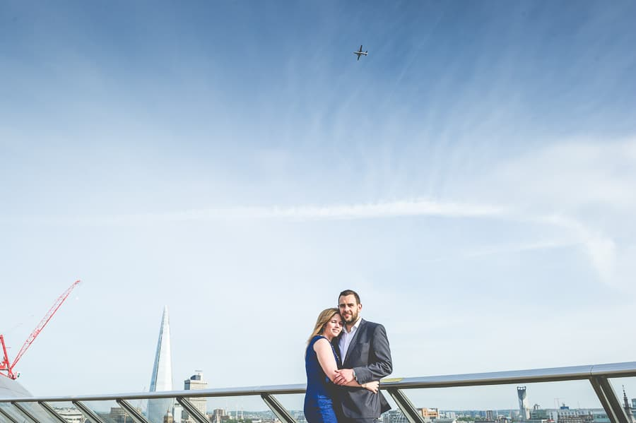 JL3 1996 - Rebecca & Dan's Pre-wedding photography in London @ St. Paul's Cathedral