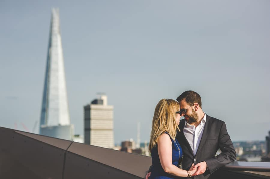 JL3 2056 - Rebecca & Dan's Pre-wedding photography in London @ St. Paul's Cathedral