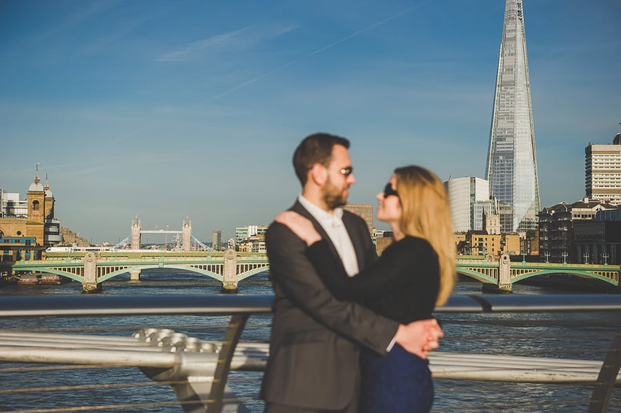 JL3 2322 - Rebecca & Dan's Pre-wedding photography in London @ St. Paul's Cathedral