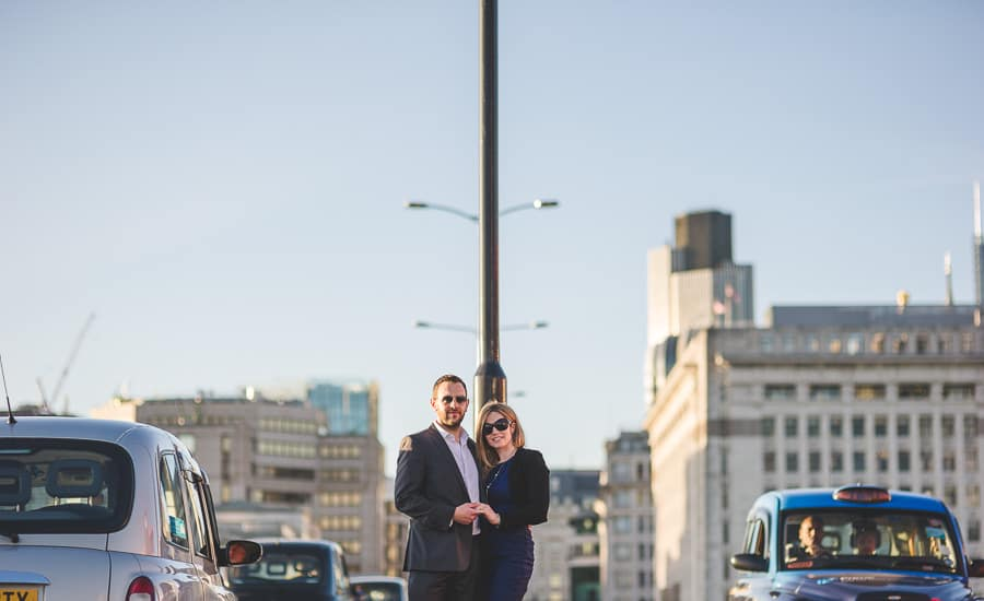 JL3 2572 - Rebecca & Dan's Pre-wedding photography in London @ St. Paul's Cathedral