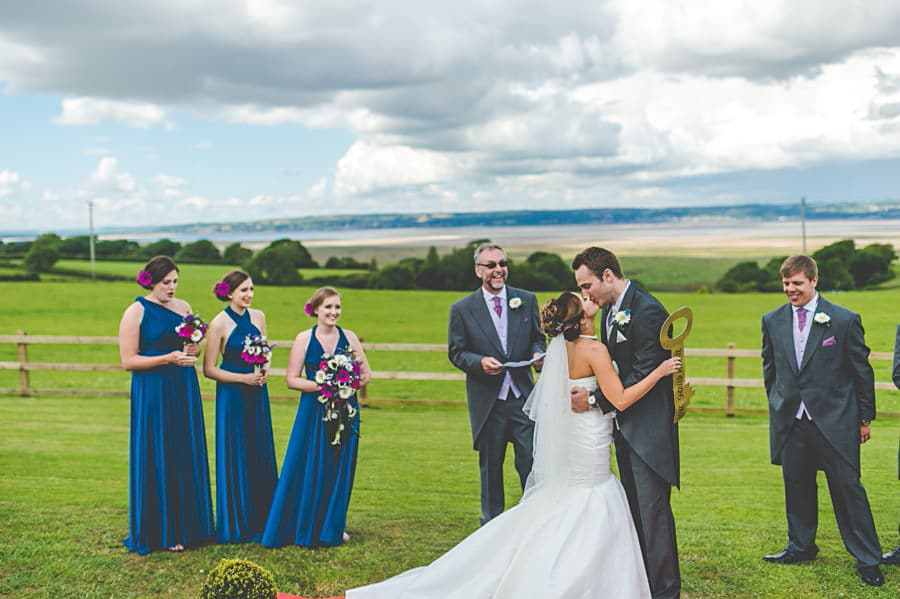 03661 - Wedding Photography at Ocean View Windmill Gower, Glamorgan | Photographers Swansea, Wales