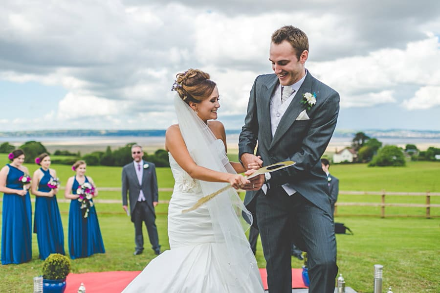 Wedding Photography at Ocean View Windmill Gower, Glamorgan | Photographers Swansea, Wales 126
