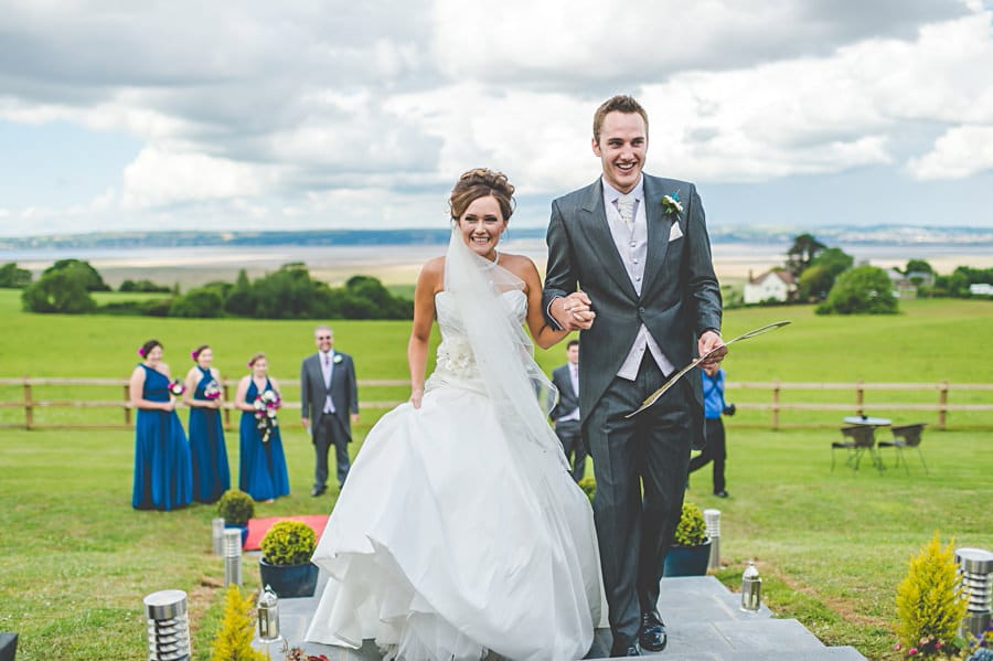 03701 - Wedding Photography at Ocean View Windmill Gower, Glamorgan | Photographers Swansea, Wales