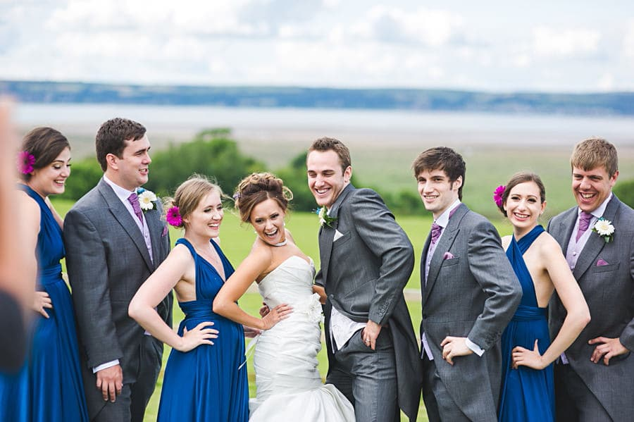 04961 - Wedding Photography at Ocean View Windmill Gower, Glamorgan | Photographers Swansea, Wales